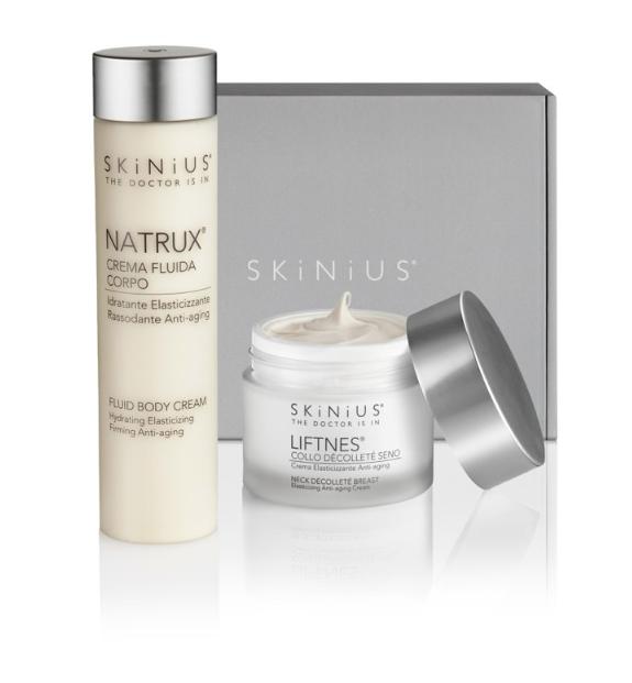 La beauty routine di Skinius per la tua pelle durante e post gravidanza con creme a base di Fospidina