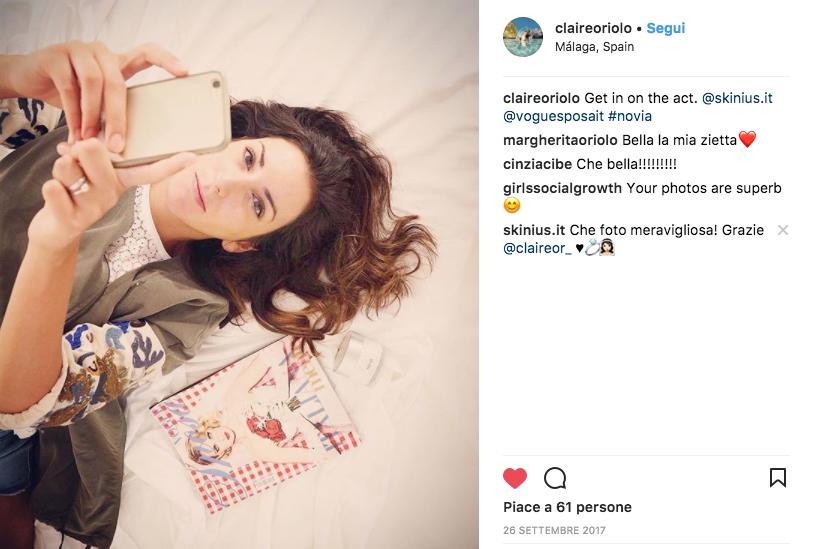 H2+O recensione instagram