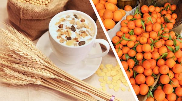 alimenti con vitamina B e C